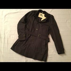 Burberry Britton Men's Cotton Trench Coat